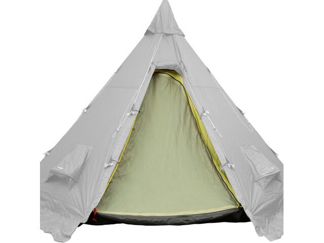 Helsport Varanger 4-6 - Accessoire tente - with Floor vert